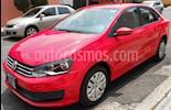 Foto venta Auto Seminuevo Volkswagen Vento Startline (2016) color Rojo Flash precio $140,000