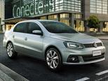 Foto venta Auto nuevo Volkswagen Voyage 1.6 Trendline color Plata