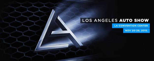 Auto Show de Los Ángeles 2015