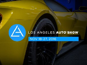 Auto Show de Los Ángeles 2016