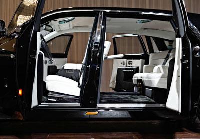 Rolls Royce Phantom 2010 Un Auto Hecho Perfeccion Autocosmos Com