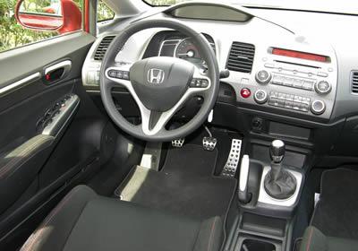 Honda Civic Si A Prueba Autocosmos Com