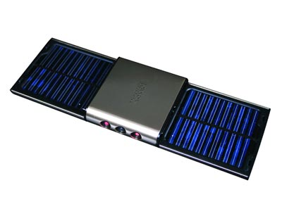 Bater 237 A Solar Para Recargar M 250 Ltiples Accesorios