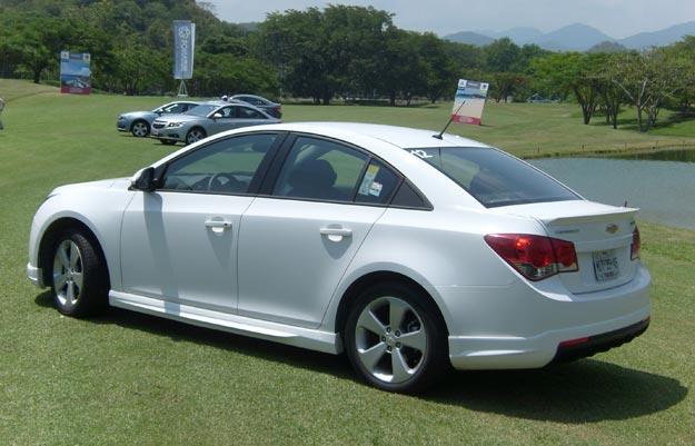 Chevrolet Cruze 2010 Un Nuevo Producto Para M 233 Xico