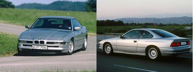 BMW Serie 8 1990 - 1999