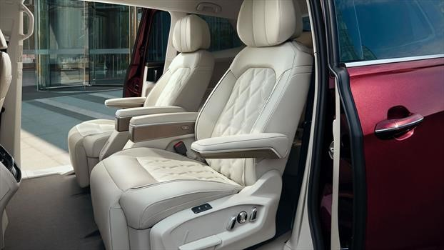 Volkswagen Viloran - interior