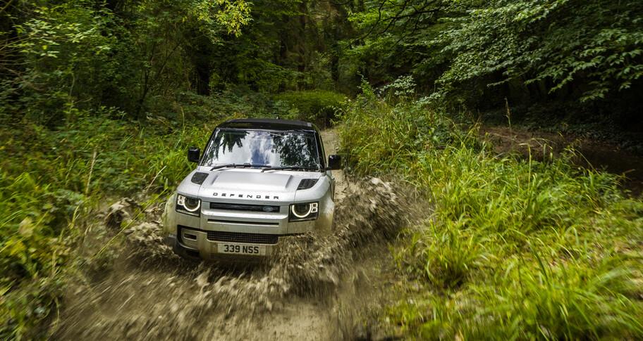 Land Rover Defender 90 2021 llega a México, la versión dos ...