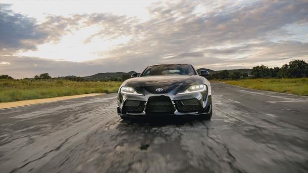 Toyota Supra 2020 - frente