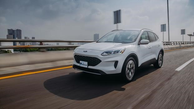 Ford Escape Hybrid 2020 - Frente