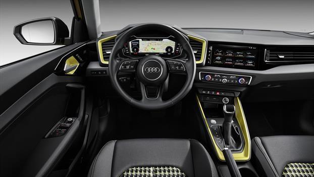 Audi A1 2020 - interior