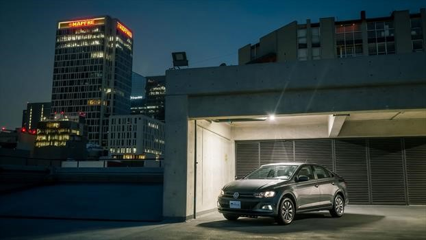 Volkswagen Virtus 2020 - Delantera