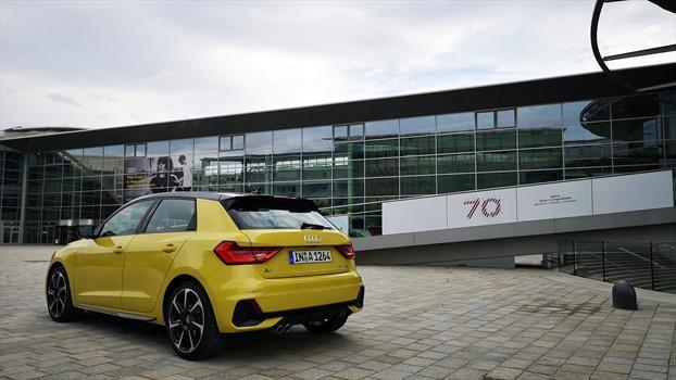 Audi A1 2020 - trasera