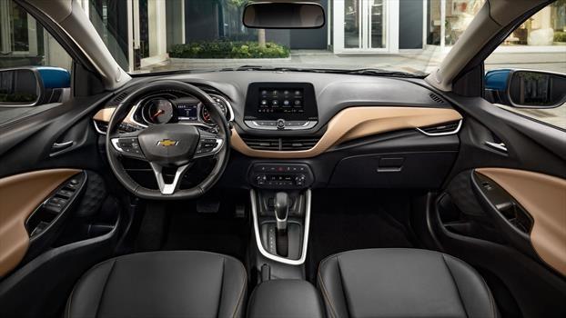 Chevrolet Onix 2020 - interior