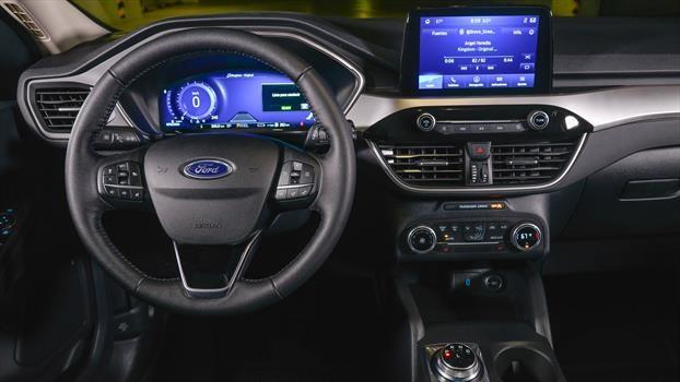 Ford Escape Hybrid 2020 - interior
