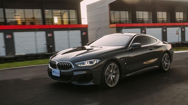 BMW Serie 8 (M850i) 2019 - Delantera
