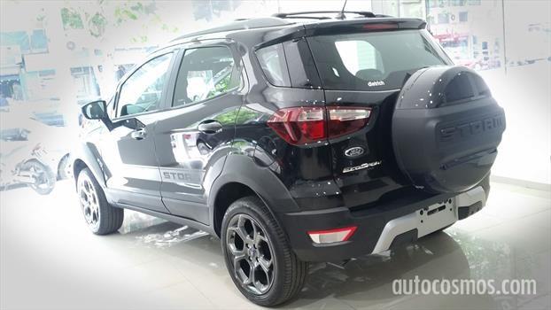 El Ford Ecosport Storm Ya Esta En Los Concesionarios De Argentina