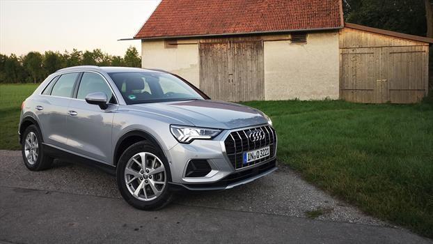 Audi Q3 2020 - frente