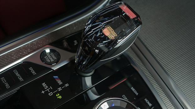 BMW Serie 8 (M850i) 2019 - palanca de velocidades