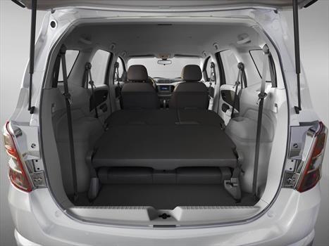 Chevrolet Spin 2017 Siete Plazas Desde 10990000 Autocosmos