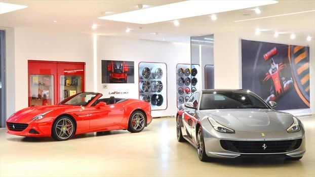 Skberge Inaugura Nueva Casa Matriz De Ferrari Y Maserati En Santiago