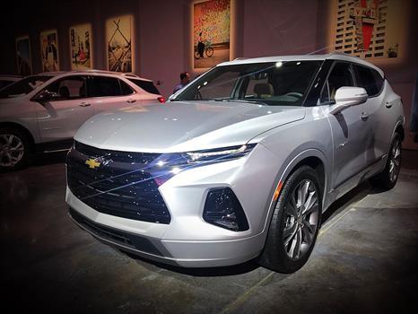 Chevrolet Blazer 2019 Regresa Autocosmos