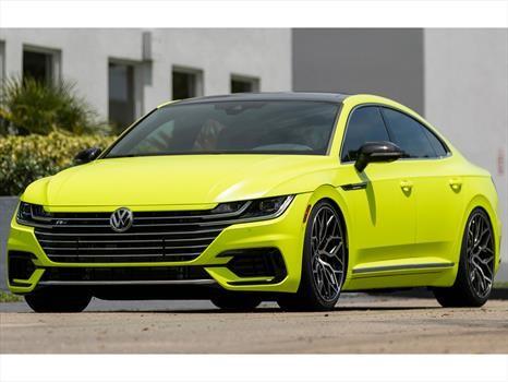 Volkswagen Impresiona Con 5 Autos Tuneados En El Sowo 2018