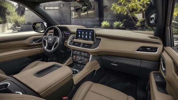 Chevrolet Suburban 2021, la doceava generación es ...