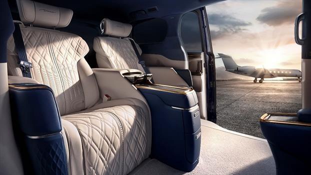 Buick GL8 Avenir - interior