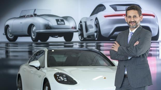 Carlos Henry - Director Porsche México
