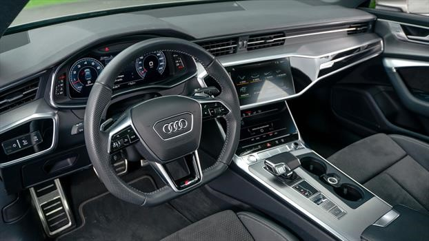 Audi A6 2019 - interior