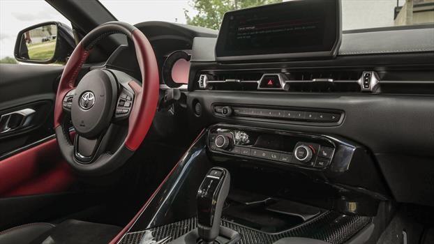 Toyota Supra 2020 - interior