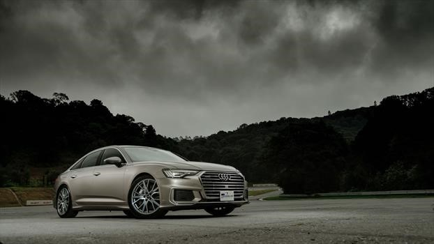 Audi A6 2019 - frente