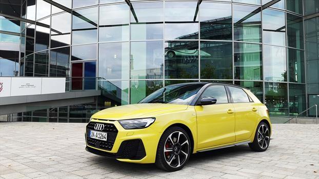 Audi A1 2020 - frente